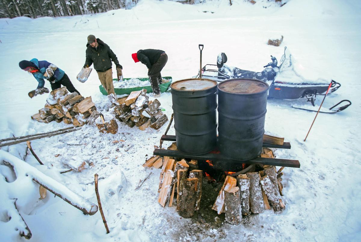 2019 Yukon Quest - Two Rivers