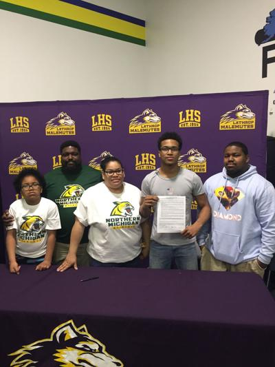 Lathrop grappler signs to Northern Michigan | High School
