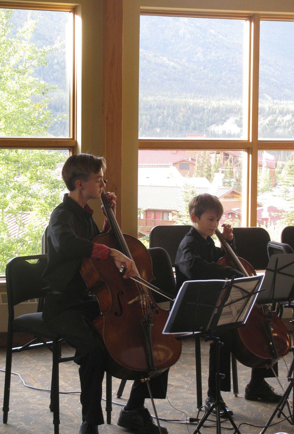 Alaska Cello Intensive