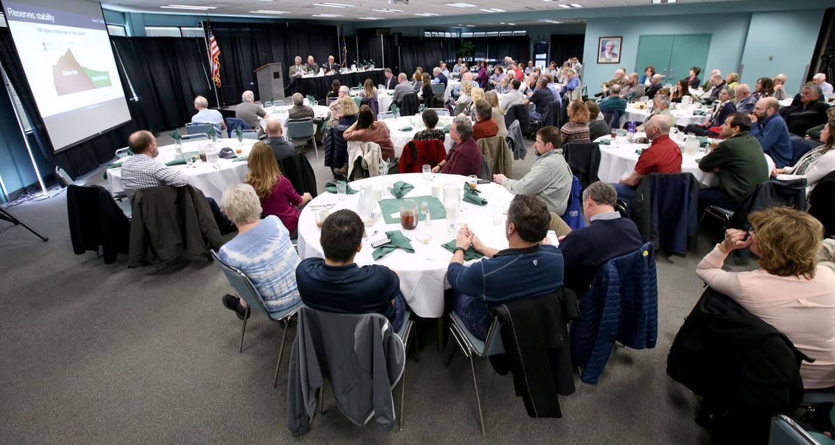 Senators Talk State Budget