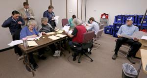 Question ballots to be tallied today: House structure hangs in the balance