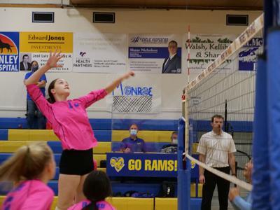 Monroe Catholic Volleyball