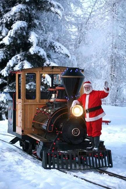 Craft Fair Train Rides Santa Fireworks And More At