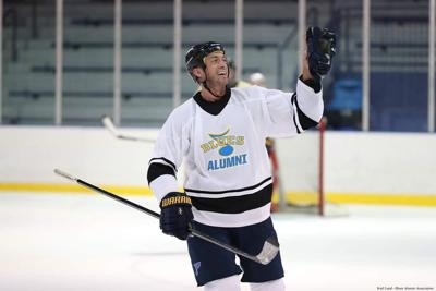 Fairbanks Hockey Player Stars In Geico Commercial Kris Capps