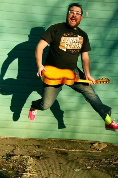 Folk rocker Destroy Nate Allen finds new sound through band reimagining