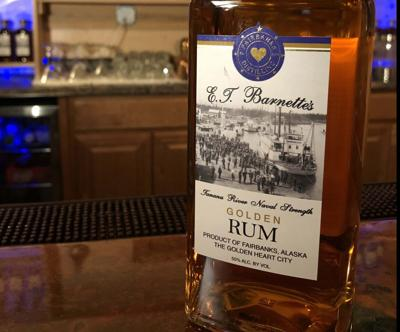 E.T. Barnette's Golden Rum