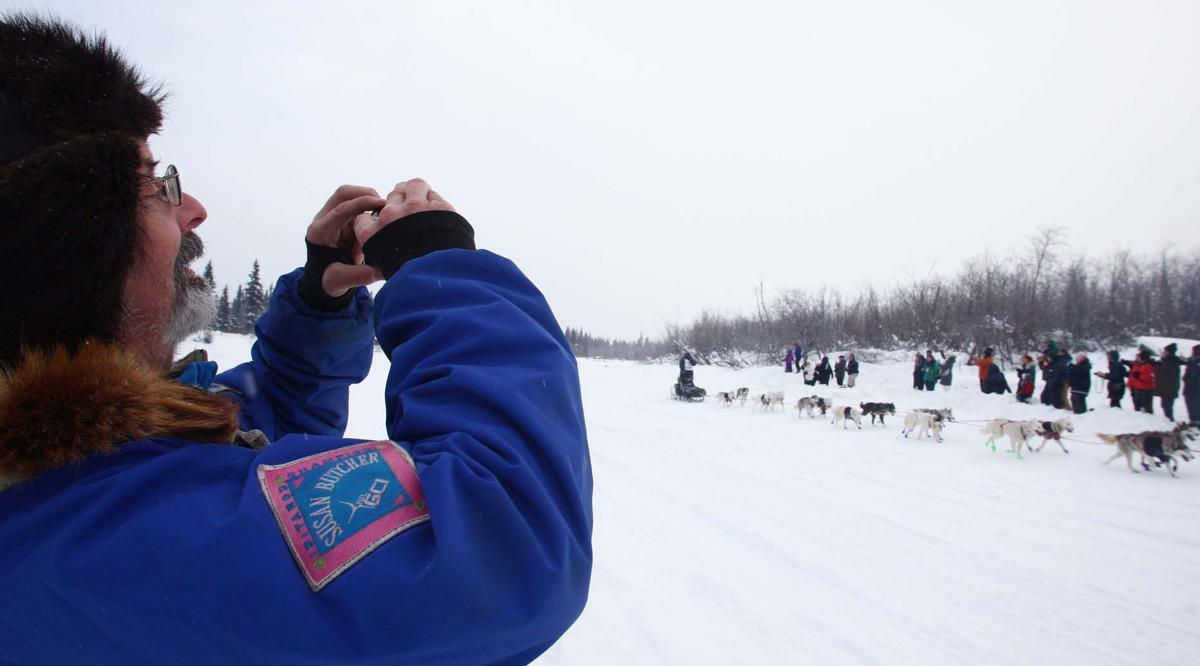 Iditarod: Susan Butcher 25th Anniversary