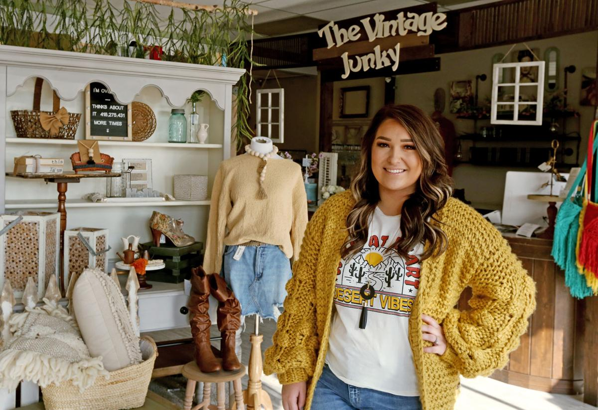 Business Spotlight: Vintage Junky