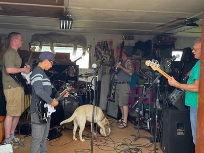 The Mudge Friends and Family Band