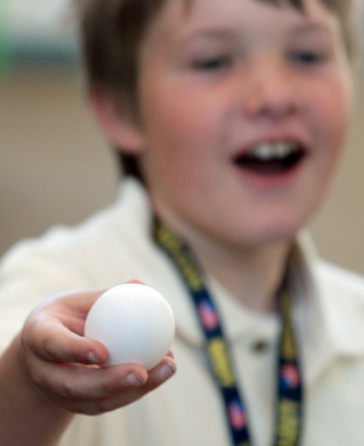 The Humpty Dumpty Project: Kids learn engineering skills with egg drop experiment