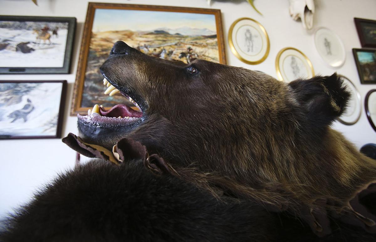 Tips from an Alaska taxidermist on the