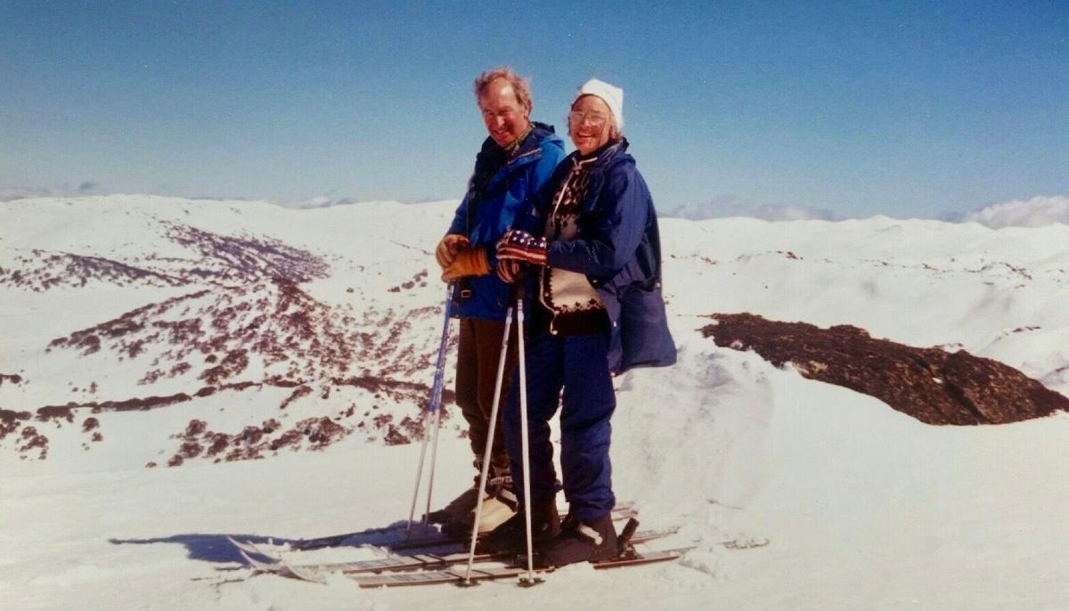 Bob and Elizabeth Elsner