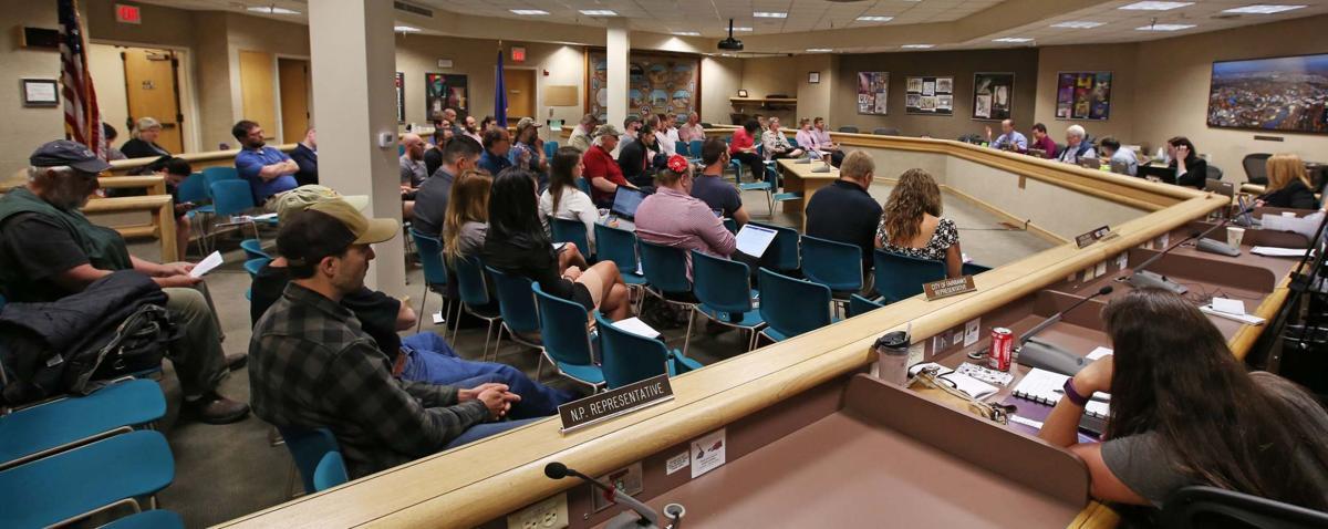 Marijuana Control Board Meeting