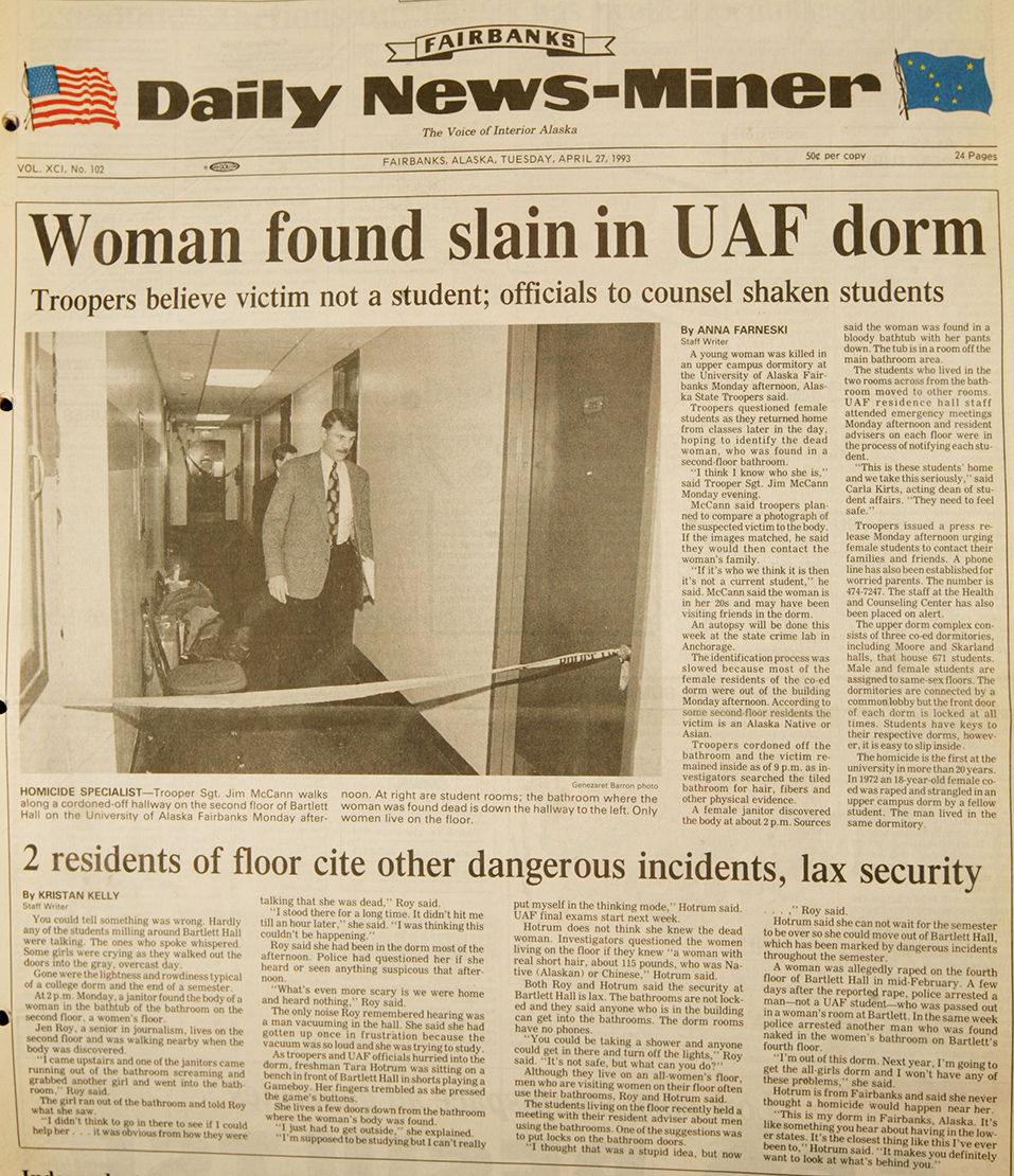 Sophie Sergie Murder Original Story
