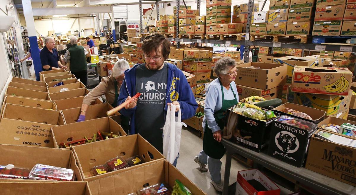Alaska garden produce helps meet food pantry demand | Local News ...