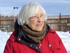 Elizabeth Elsner, a pioneer of statewide vaccination efforts in Alaska