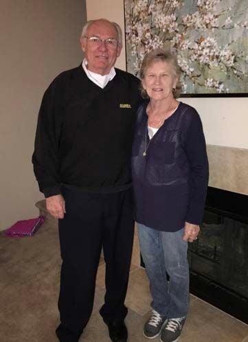 Jim and Nancy Dieringer