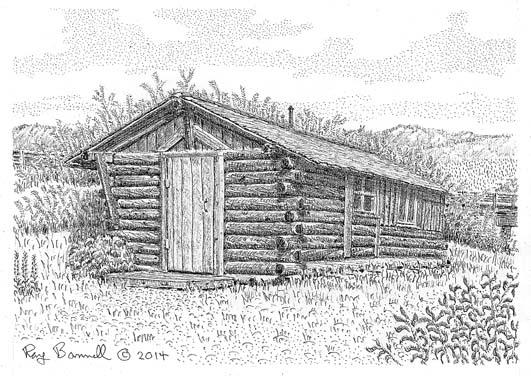 Mathison Cabin