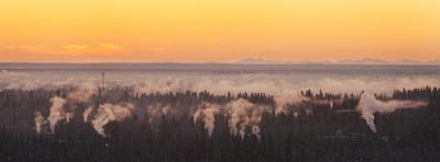 Fairbanks cold records continue to fall; air quality alert issued
