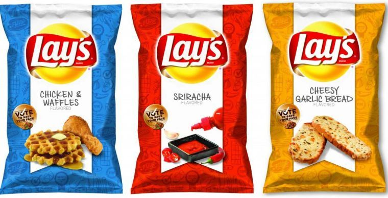 Fairbanks tasters find new Lay's flavors are a mixed bag ...