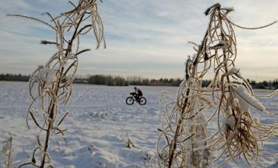 Winter Fatbiker