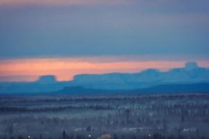 Big winter inversion makes for poor air quality in Fairbanks and North Pole