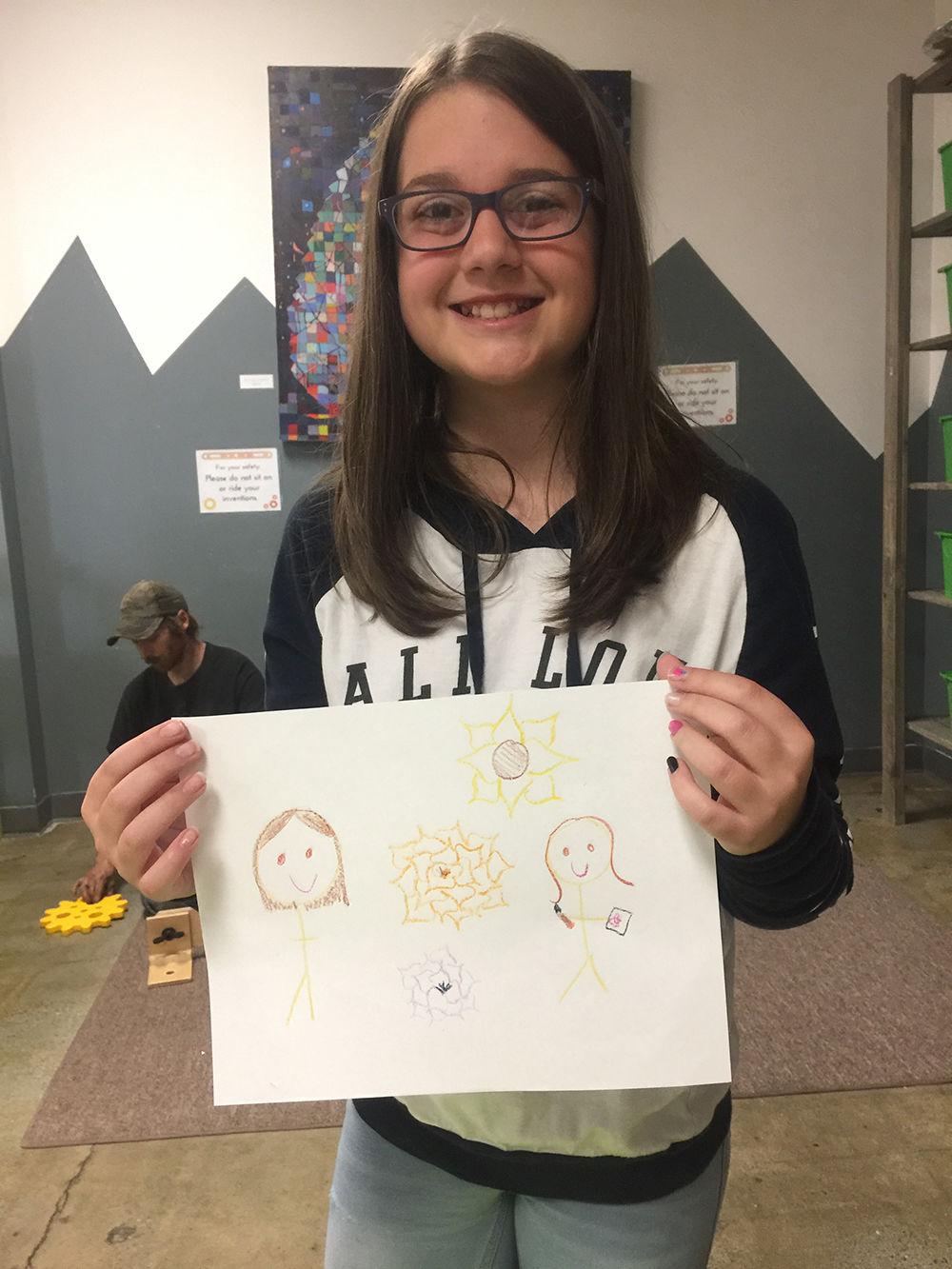 Faces - Children's Museum Career Day