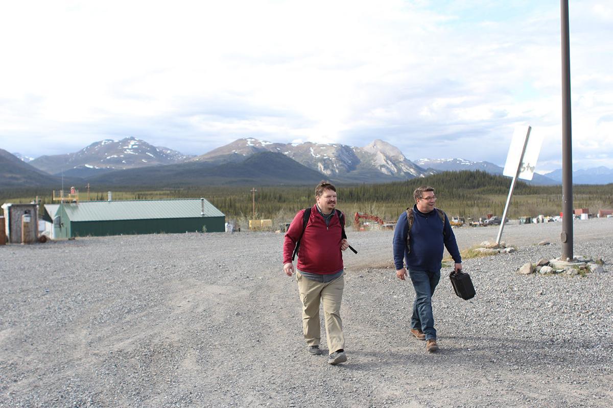 Arctic Village and Joe Balash