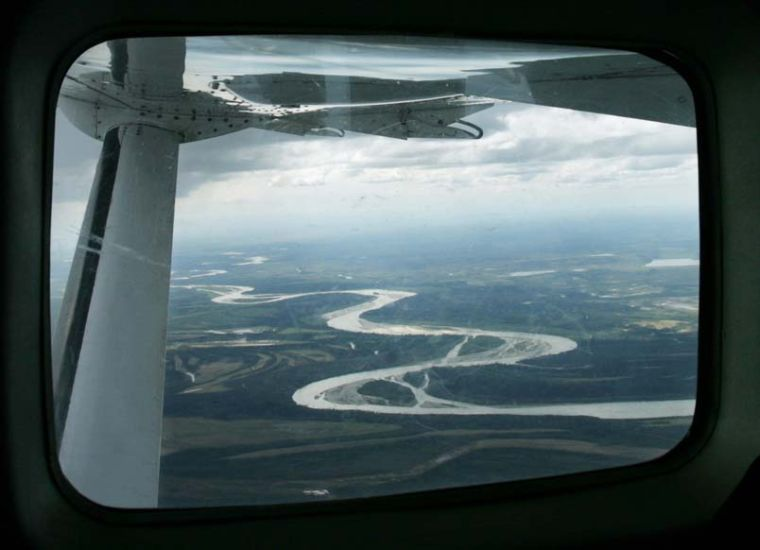 The Alphabet: T Is For Tanana River
