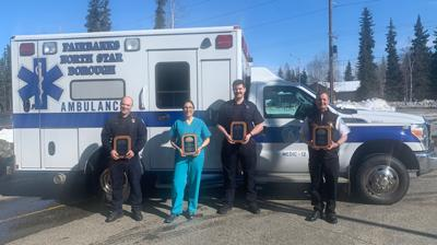 UAF Fire Department takes home awards