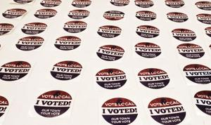 Numbers show voter turnout was so-so