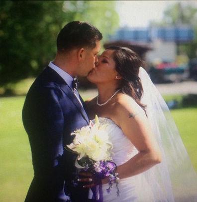 Moreland-Peter wedding