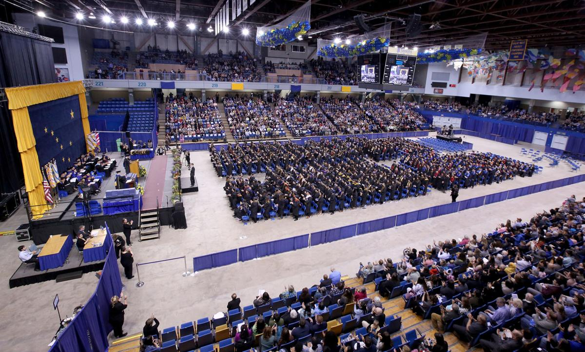 Pomp, Circumstance And History At University Of Alaska