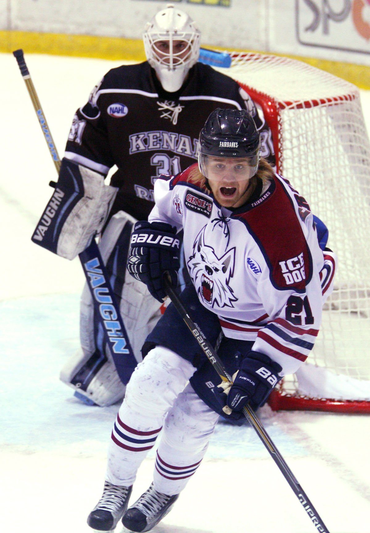 WCHA: Former Ice Dog Eriksson Commits To Lake Superior St.