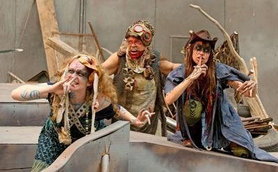 "Fairbanks Shakespeare Theatre's ""Macbeth"""