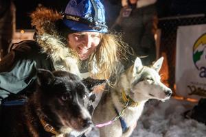 Själin calls her rookie Yukon Quest run amazing, educational