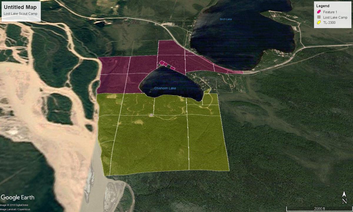 Land donation expands Boy Scouts' Lost Lake Camp | Alaska News