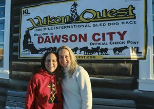 Yukon Quest draws dedicated fans from Germany
