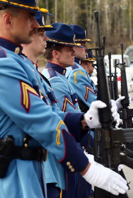 Memorial for Slain Troopers