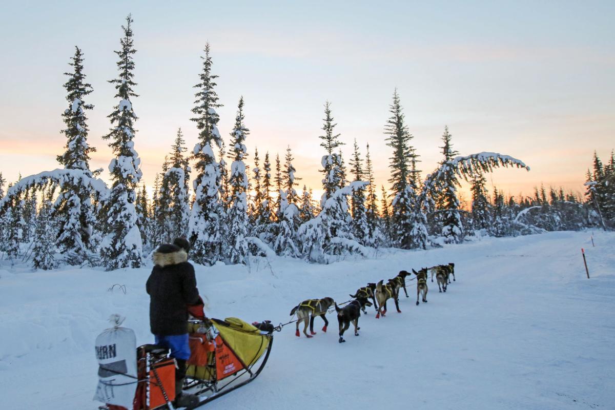 2019 Yukon Quest - Circle