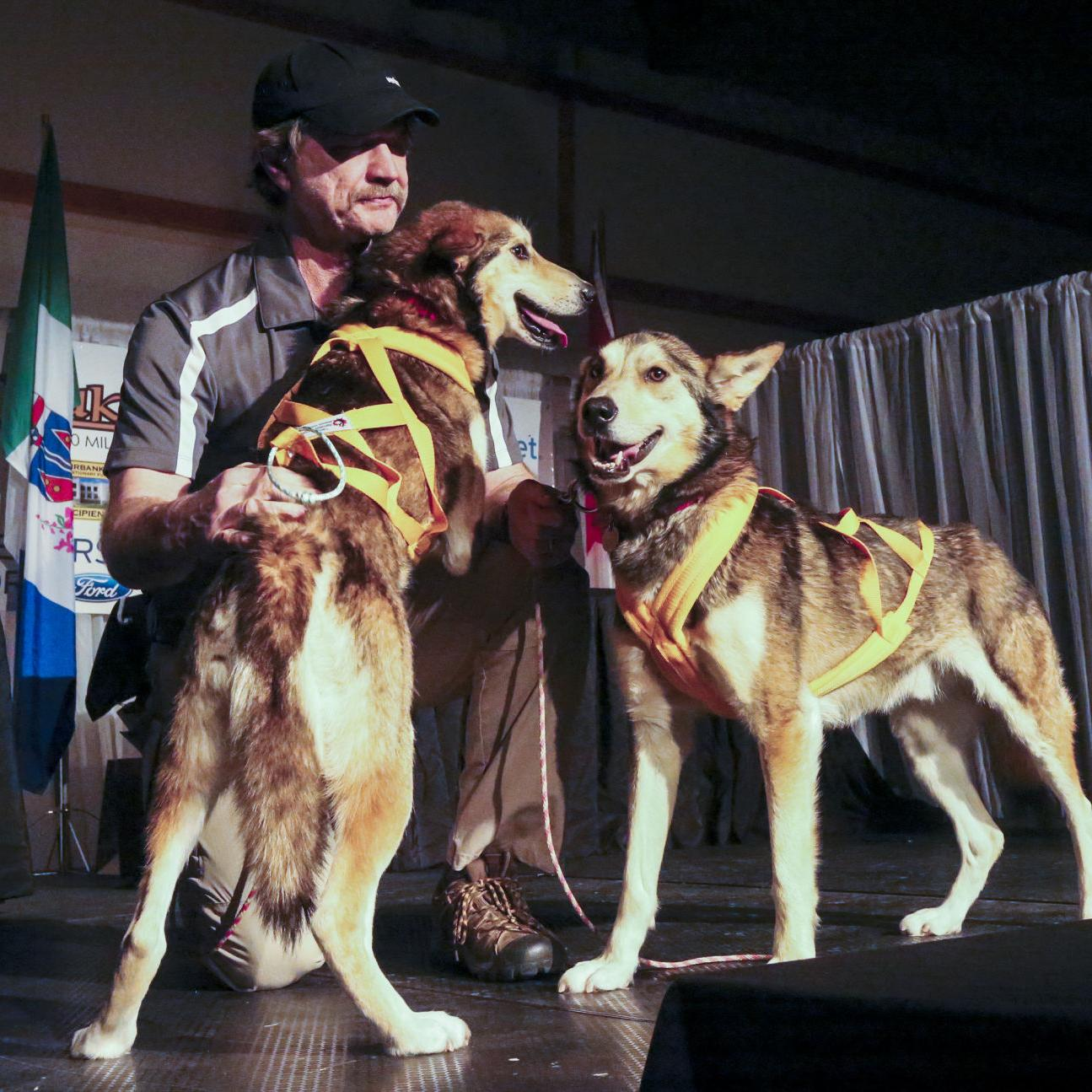Yukon Quest champion Moore, others honored at finish banquet