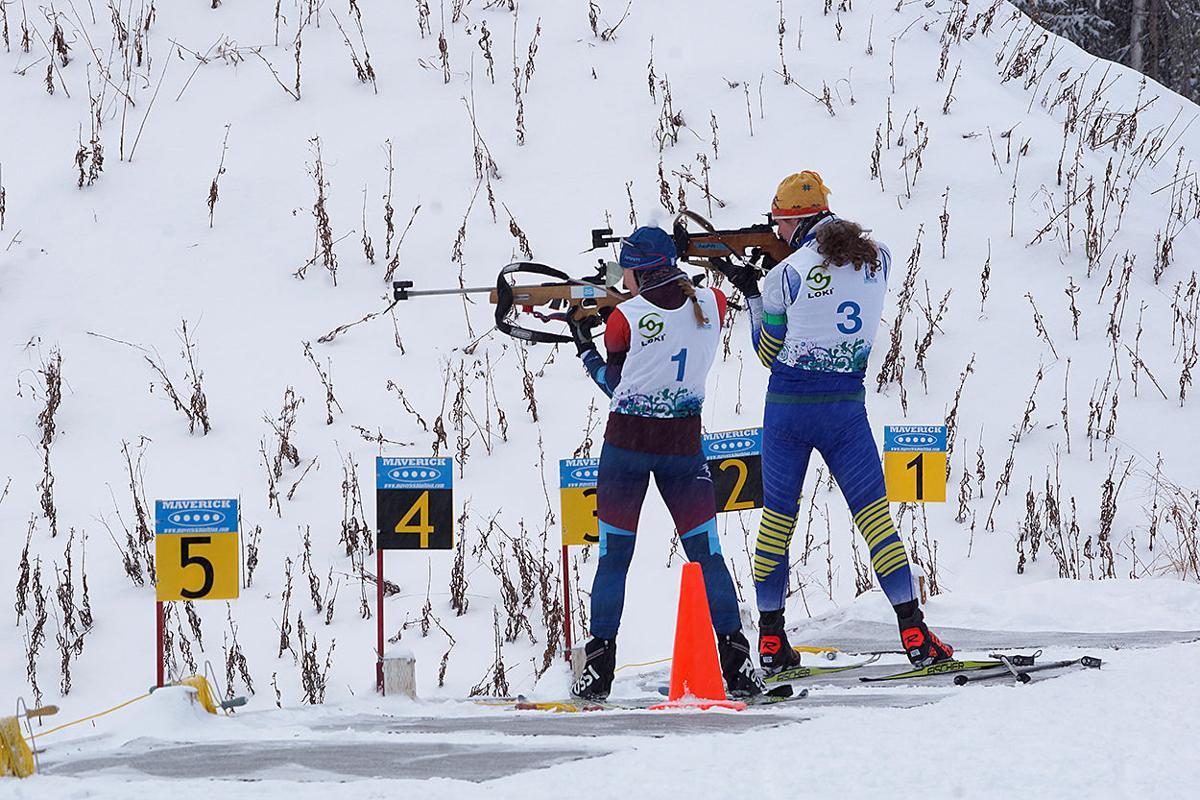 Biathlon At The 2020 Olympic Winter Games.Birch Hill Hosts Arctic Winter Games Biathlon Trials Local