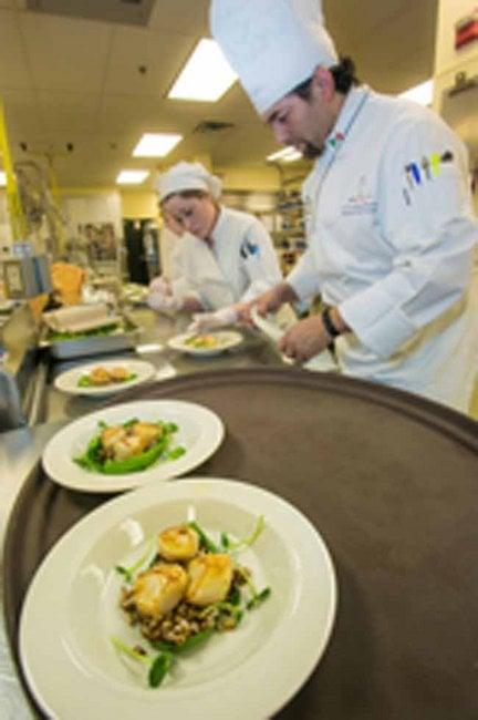 Fairbanks scholarship dinner emphasizes eating locally