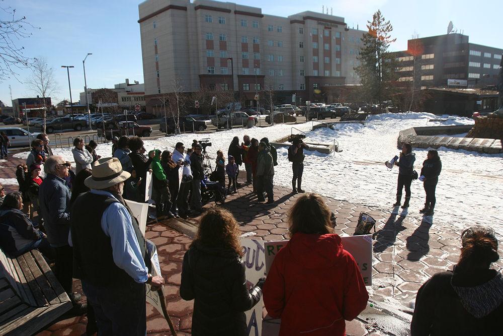 Rally for Fairbanks Four