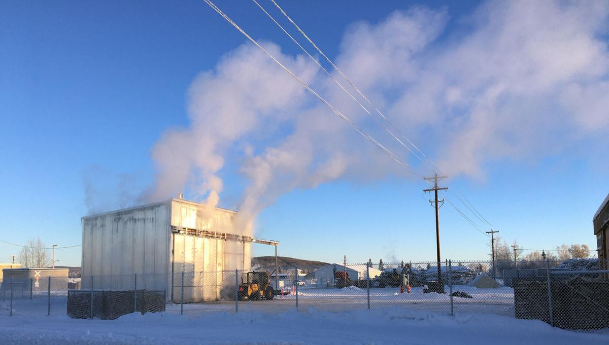 Aurora Energy Solutions kiln