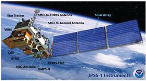 Satellite promises improved weather forecasts for Alaska
