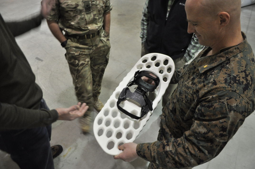 Beyond Bunny Boots Army Leaders Get A Look At Next Gen