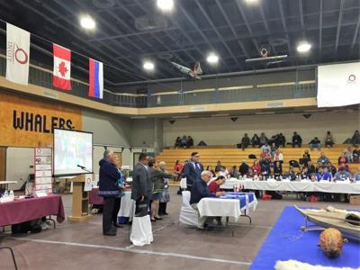 Inuit Circumpolar Council meeting