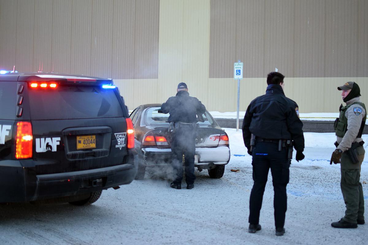 Shooting in west Fairbanks