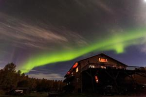 Aurora tourism is on the rise